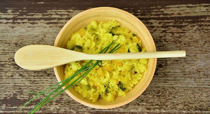 индийский рис